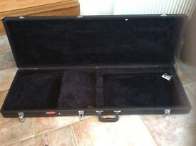 STAGG hard shell guitar case as new