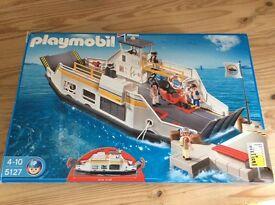 Playmobil ferry