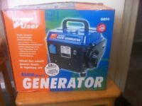 GENERATOR FOR SALE £55