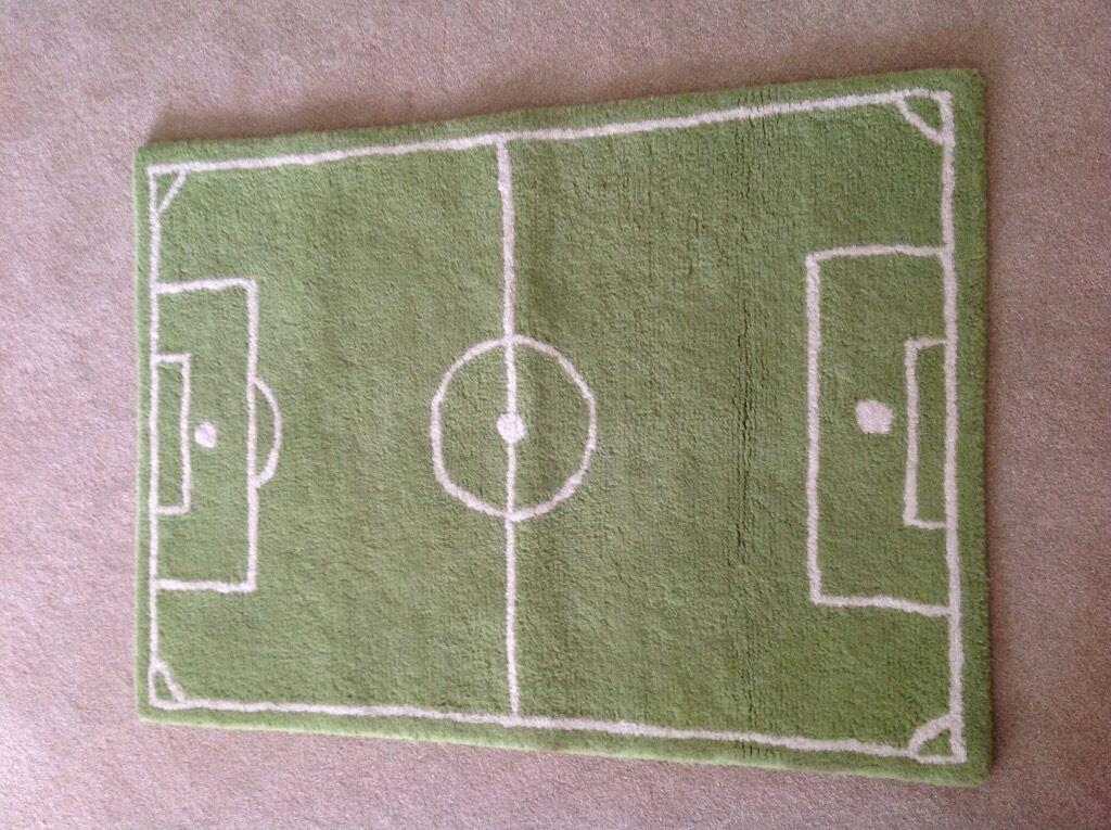Next Football Pitch Rug