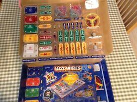 Hotwires electronics set by John Adams