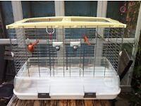 RRP £94 HAGEN VISION LARGE BIRD BUDGIE PARAKEET COCKATIEL CAGE