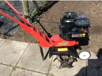 Rotovator excellent condition