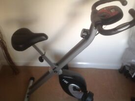 Exercise bike Ultrasport Foldable Home Trainer F-Bike