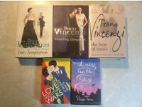 JOB LOT of BOOKS x5 (price is for all NOT EACH)