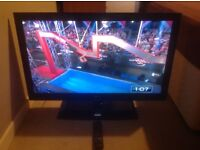"""Lg 37"""" 1080p led TV with Freeview + internet model no LE4900 not lcd"""