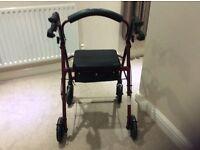 Invalidity Walking Aid