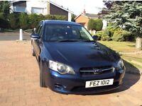 Subaru Legacy petrol car