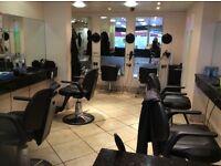 Ladies and gents hairdresseer