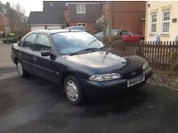 Ford Mondeo 1.8LX 5 door Hatchback only 1 family owned- extremely low genuine mileage