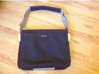 Targus Laptop shoulder bag and bundles of books