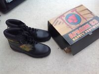 Apache Safety Boots size 10 brand new