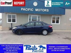 2012 Ford Focus SE-FINANCING AVAILABLE-CLEAN HISTORY REPORT-HUGE