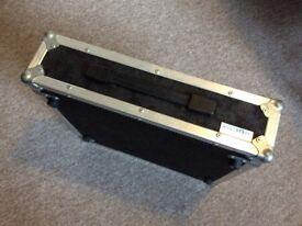 "Freestyle 2U 19"" rack case"