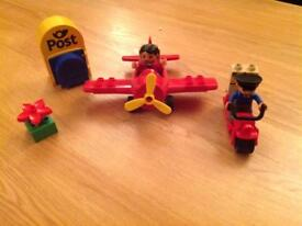 Duplo Mail delivery set - sold