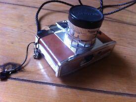 Diana F+ Lomography Camera + 12 Films