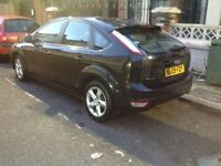 Ford Focus 2009 model 5 doors hatchback serviced