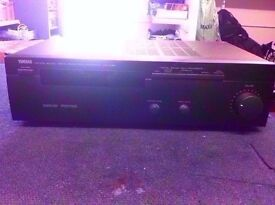YAMAHA DSP-E390 NATURAL SOUND DIGITAL SOUND FIELD PROCESSOR