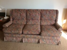 FREE sofa for collection.