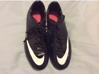 Nike Mercurial Football Boots size Adult 5 and a half