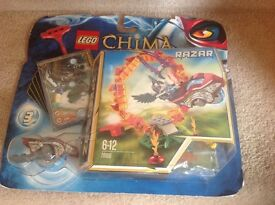 Lego - legends of Chima - razar