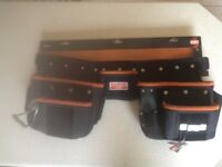 Bahco tool belt/ nail pouch