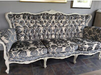 French chic beautiful sofa