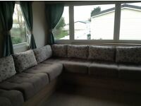 Seton sands haven pk 2&3 bed deluxe caravans Dog friendly