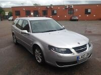 2007 Saab 95 Automatic Good Condition with history and mot