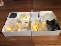 Medela Swing single electric breast pump including extra spare parts