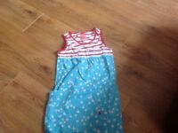 Joules dress Age 7 years