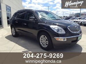 2012 Buick Enclave CX. Local trade, Great family vehicle