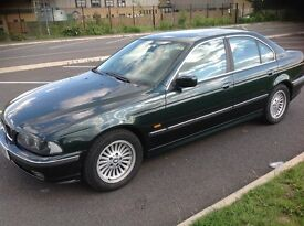 BMW 5 series automatic very good condition in and out
