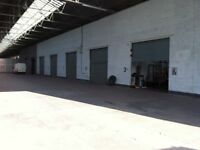 Industrial Storage manufacturing Units to let direct from landlord monthly contracts