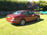 Jaguar, X-TYPE, Saloon, 2004, Manual, 1998 (cc), 4 doors, spares or repair