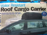 Roof cargo Carrier