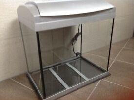 45L chrome fish tank