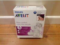 Phillip Avent manual breast pump