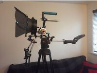 Wondlan Sniper 2.0 DSLR Shoulder Rig (Full Kit)
