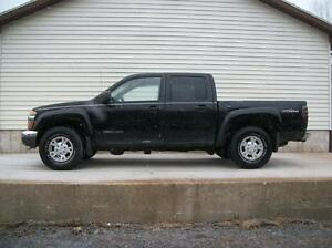 2004 GMC Canyon SLE 4X4 QUAD CAB