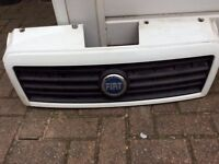fiat double front grill 2006 onwards
