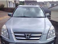 Honda crv executive 2.2 diesel