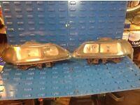 Renault Laguna front lights from 1999 estate car