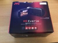 JVC HD Everio GZ-R15BE Quad-Proof Full HD Camcorder / Camera Black