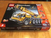 Lego mobile crane (42009)