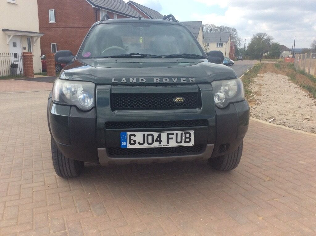2004 landrover freelander facelift in littlehampton. Black Bedroom Furniture Sets. Home Design Ideas