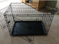 Nearly new dog cage