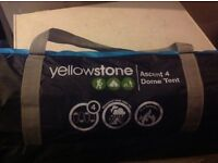 Brand new 4 man tent for sale never used