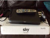 SkyHD multi room box