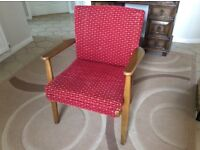 Parker Knoll chair.